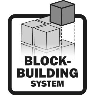 perfect cover block building